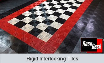 Rigid Interlocking Tiles