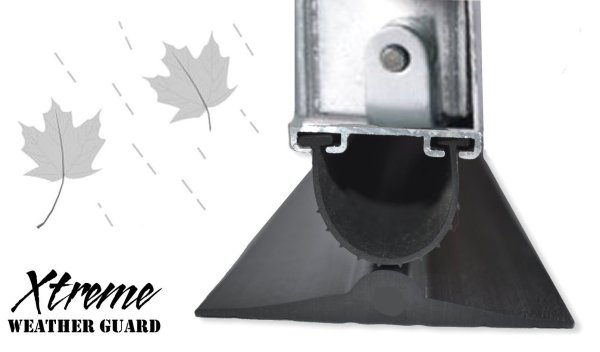 Xtreme Weather Guard Garage Door Threshold