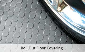 G-Floor Roll Out Floor Coverings